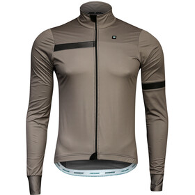 Biehler Signature Stowaway Jacket Men grey
